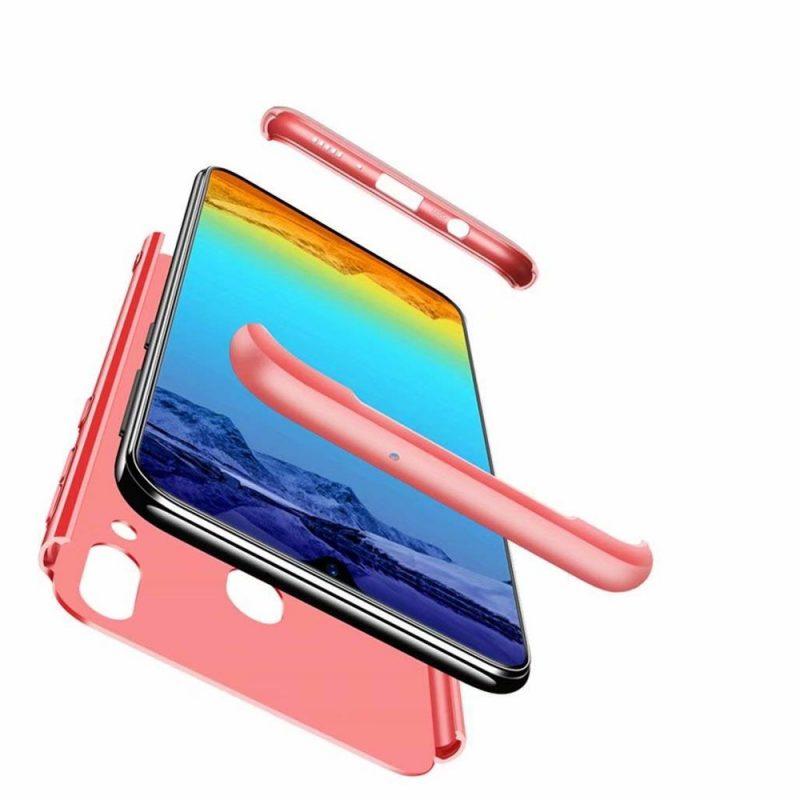 Odolný Full Body kryt na Samsung Galaxy A40 Pink