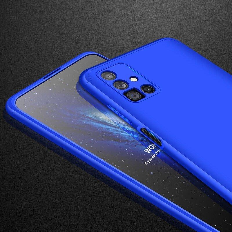 Odolný Full Body kryt na Samsung Galaxy M31s Blue