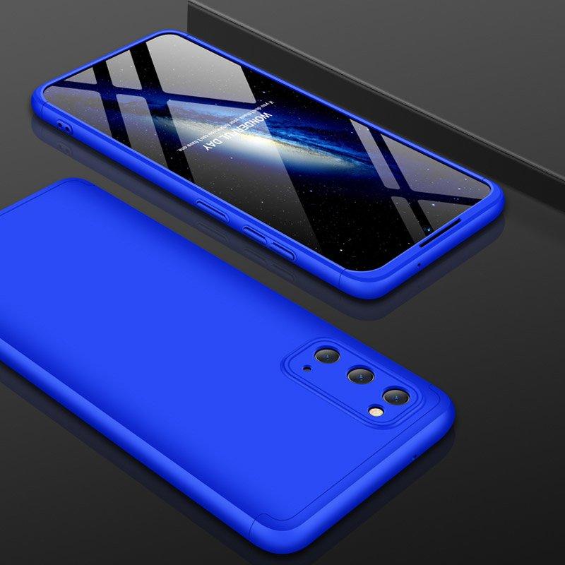 Ochranný Full Body kryt na Samsung Galaxy S20 Modrý