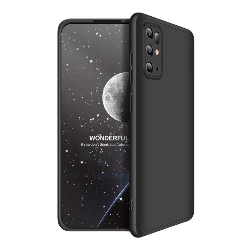 Ochranný Full Body kryt na Samsung Galaxy S20 Plus Čierny
