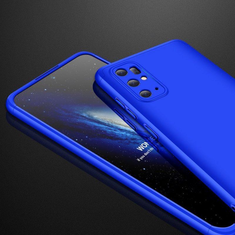 Ochranný Full Body kryt na Samsung Galaxy S20 Plus Modrý