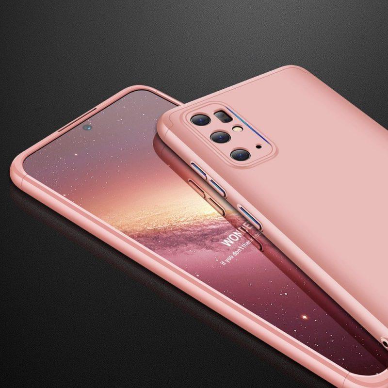 Ochranný Full Body kryt na Samsung Galaxy S20 Plus Ružový