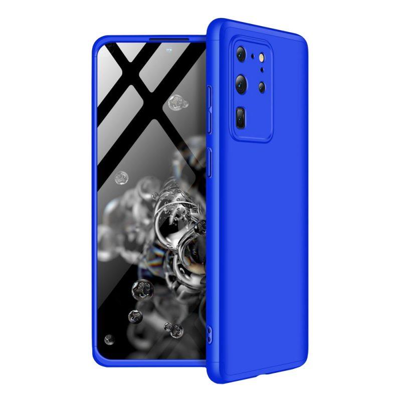 Odolný Full Body kryt na Samsung Galaxy S20 Ultra Modrý