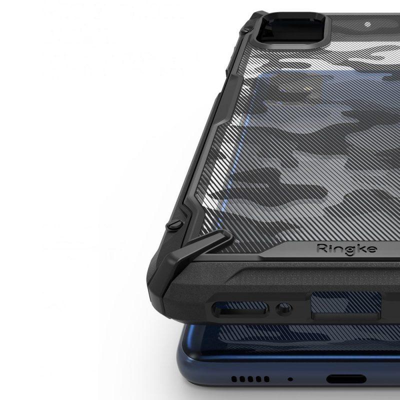Fusion X Design kryt na Samsung Galaxy M51 Camo Black