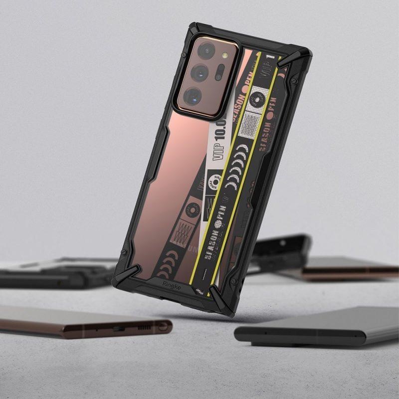 Fusion X Design kryt na Samsung Galaxy Note 20 Ultra Ticket Band