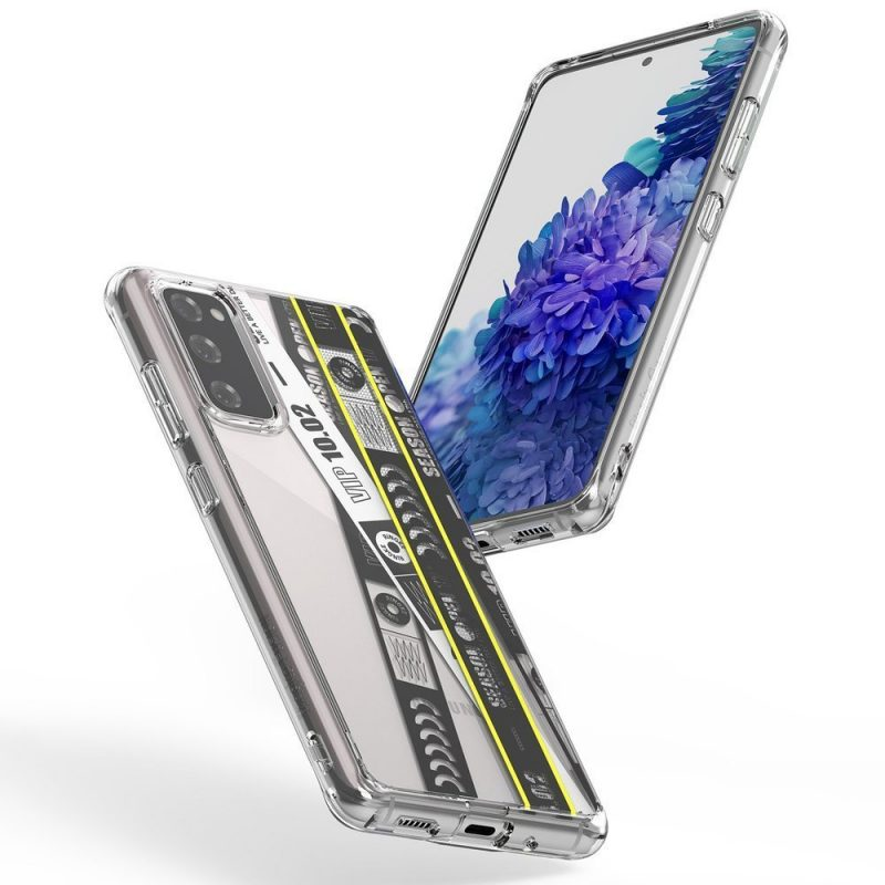 Fusion Design kryt na Samsung Galaxy S20 FE Ticket Band