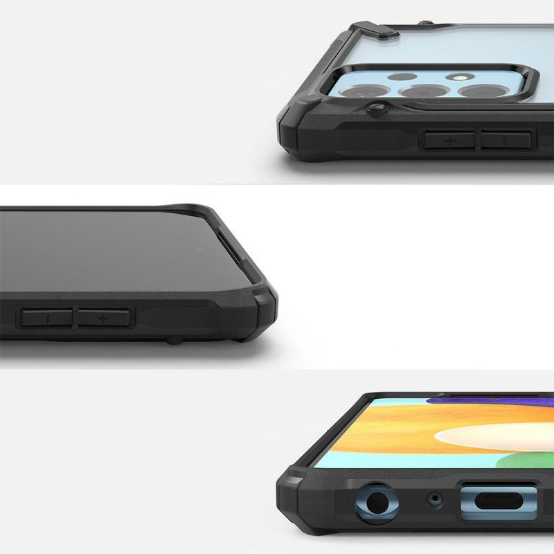 Fusion X Durable kryt na Samsung Galaxy A52 Čierny