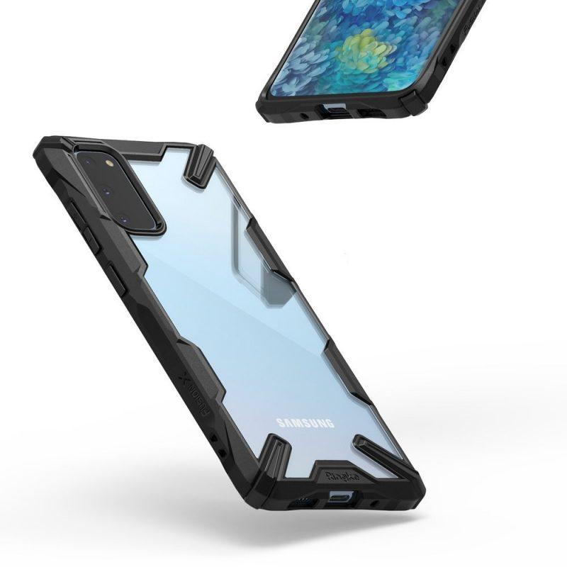 Fusion X Durable kryt na Samsung Galaxy S20 Čierny