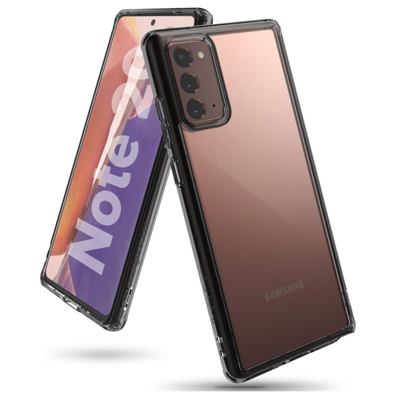 Fusion kryt na Samsung Galaxy Note 20 Black