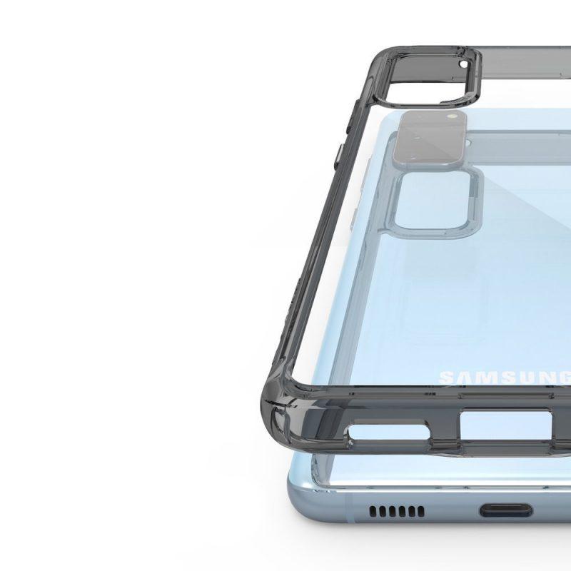 Fusion kryt na Samsung Galaxy S20 Čierny