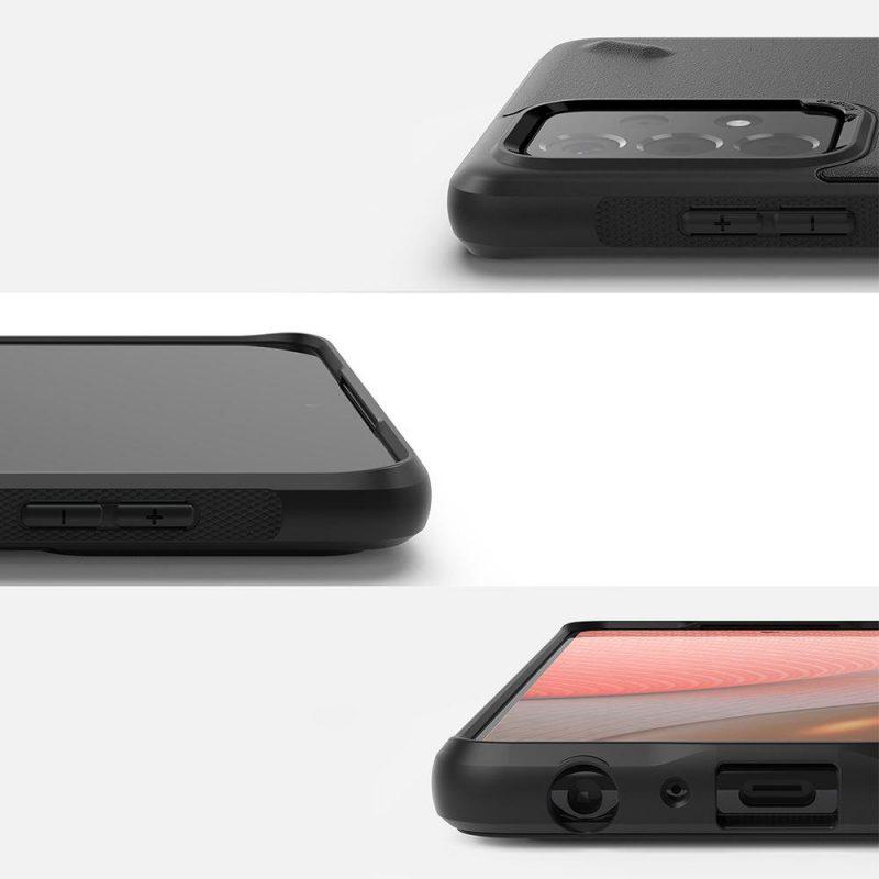 Kryt na Samsung Galaxy A52 Onyx Design Durable Paint