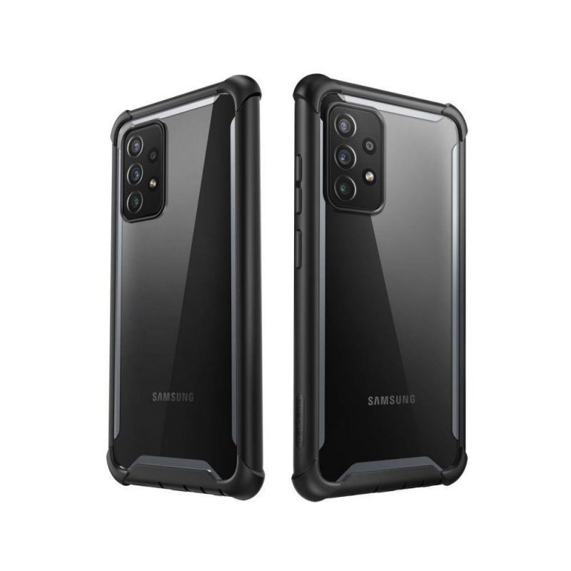 Kryt na Samsung Galaxy A72 Black Iblsn Ares
