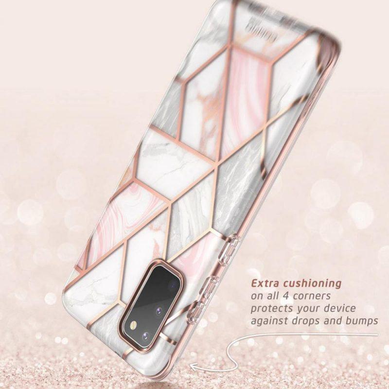 Kryt na Samsung Galaxy S20 FE Marble