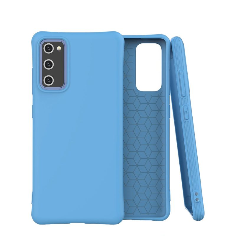 Kryt na Samsung Galaxy S20 FE Modrý