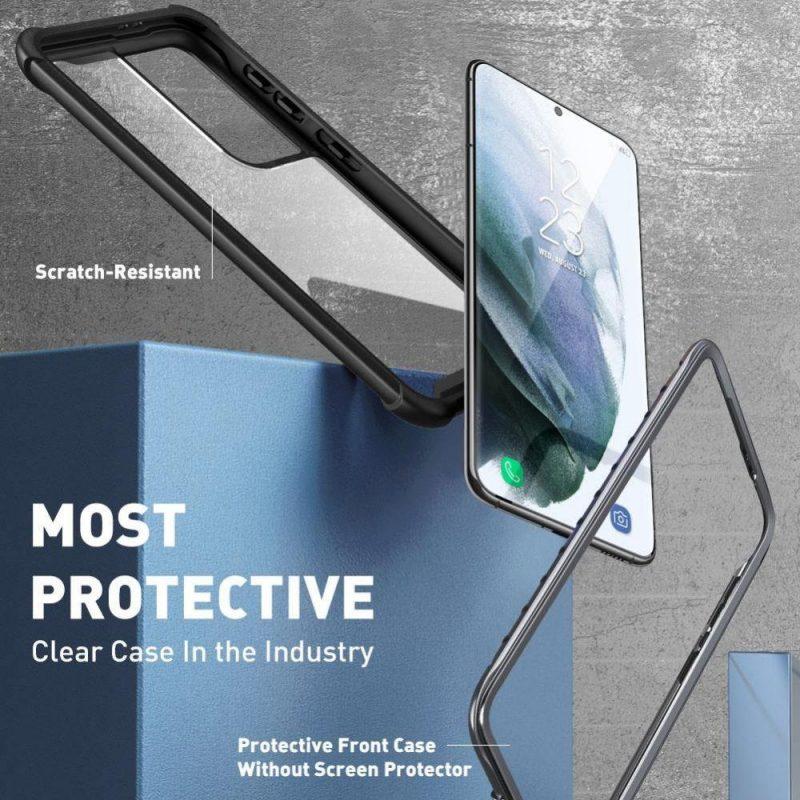 Kryt na Samsung Galaxy S21 Ultra Black Iblsn Ares