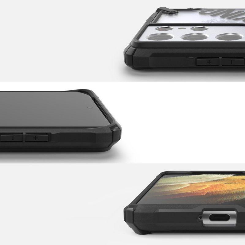 Kryt na Samsung Galaxy S21 Ultra Design Durable Cross