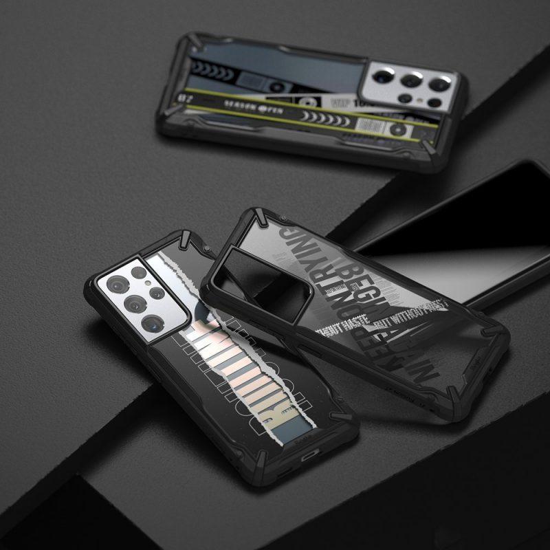 Kryt na Samsung Galaxy S21 Ultra Design Durable Routine