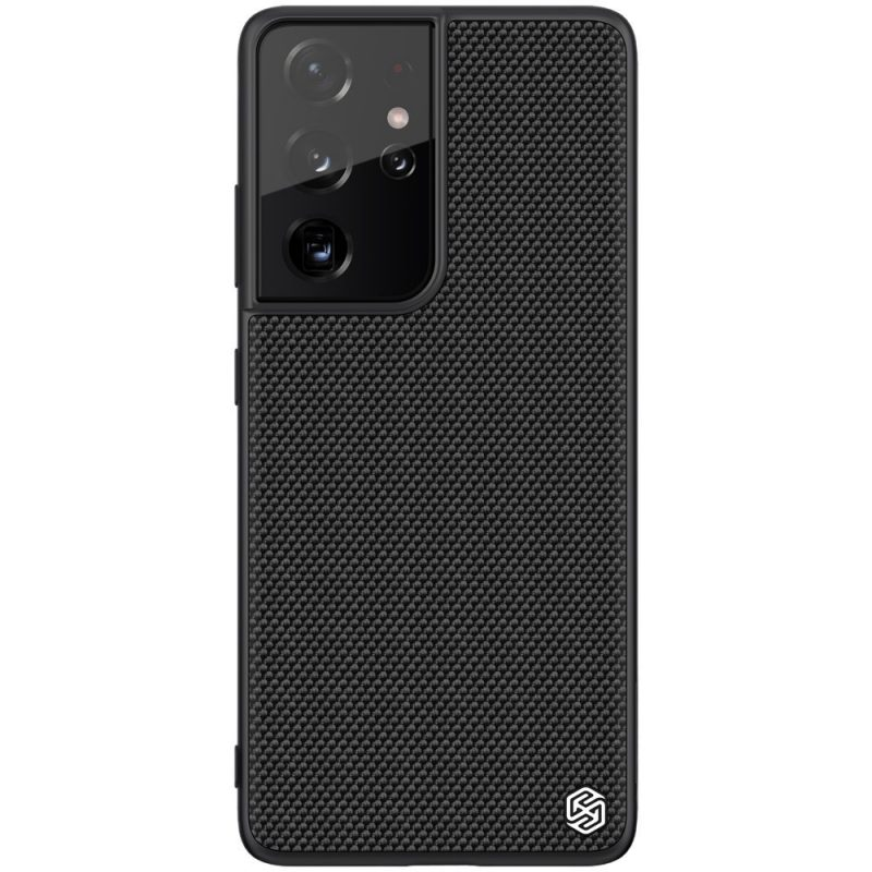 Kryt na Samsung Galaxy S21 Ultra Textured Black