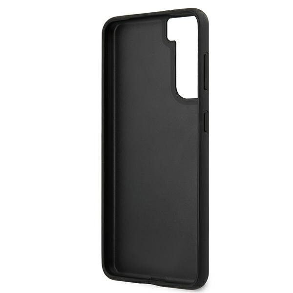 Guess kryt na Samsung Galaxy S21 Plus Black Hard Case