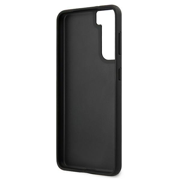 Guess kryt na Samsung Galaxy S21 Plus Black Lizard