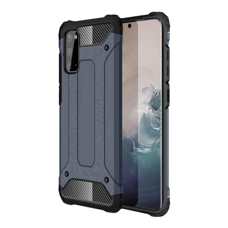 Hybrid Armor kryt na Samsung Galaxy A41 Blue