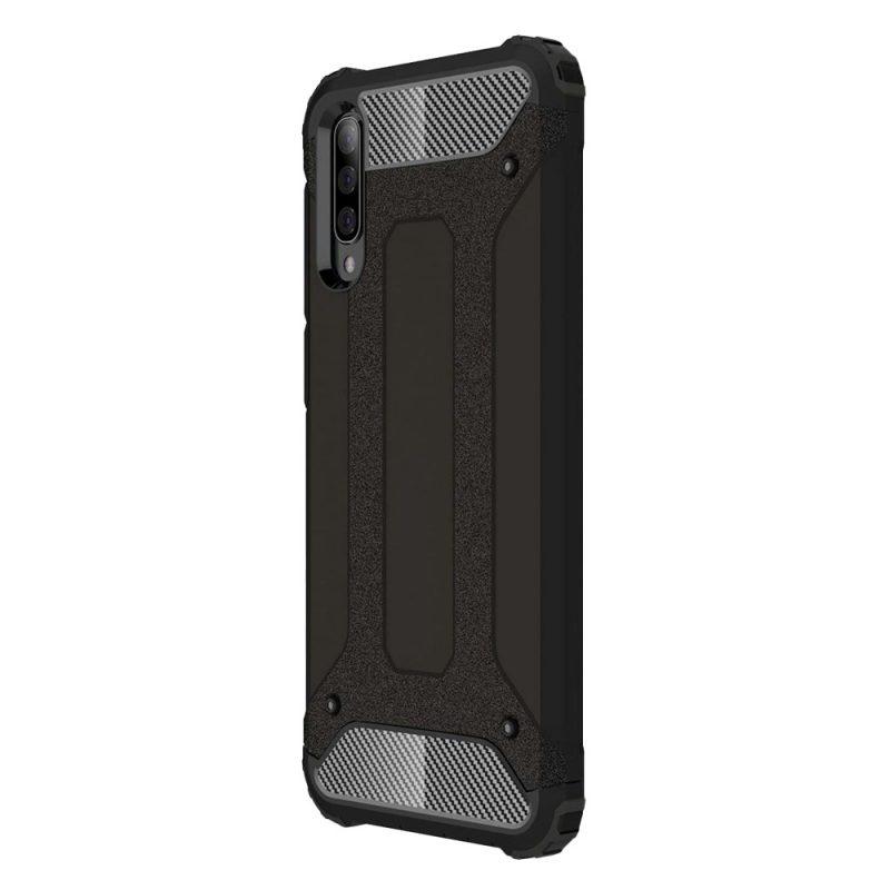 Hybrid Armor kryt na Samsung Galaxy A50 Čierny