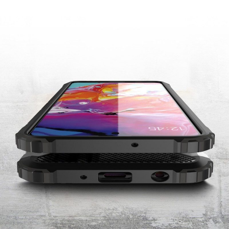 Hybrid Armor kryt na Samsung Galaxy S10e Blue