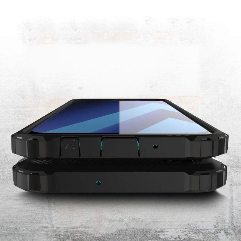 Hybrid Armor kryt na Samsung Galaxy S10 Lite Black