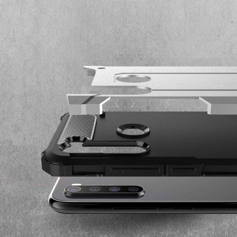 Hybrid Armor kryt na Samsung Galaxy M11 Silver