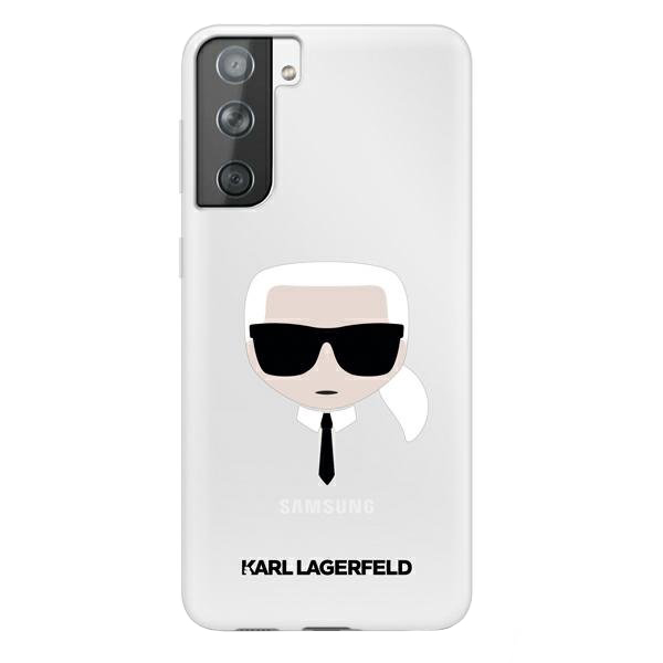 Karl Lagerfeld kryt na Samsung Galaxy S21 Plus Transparent