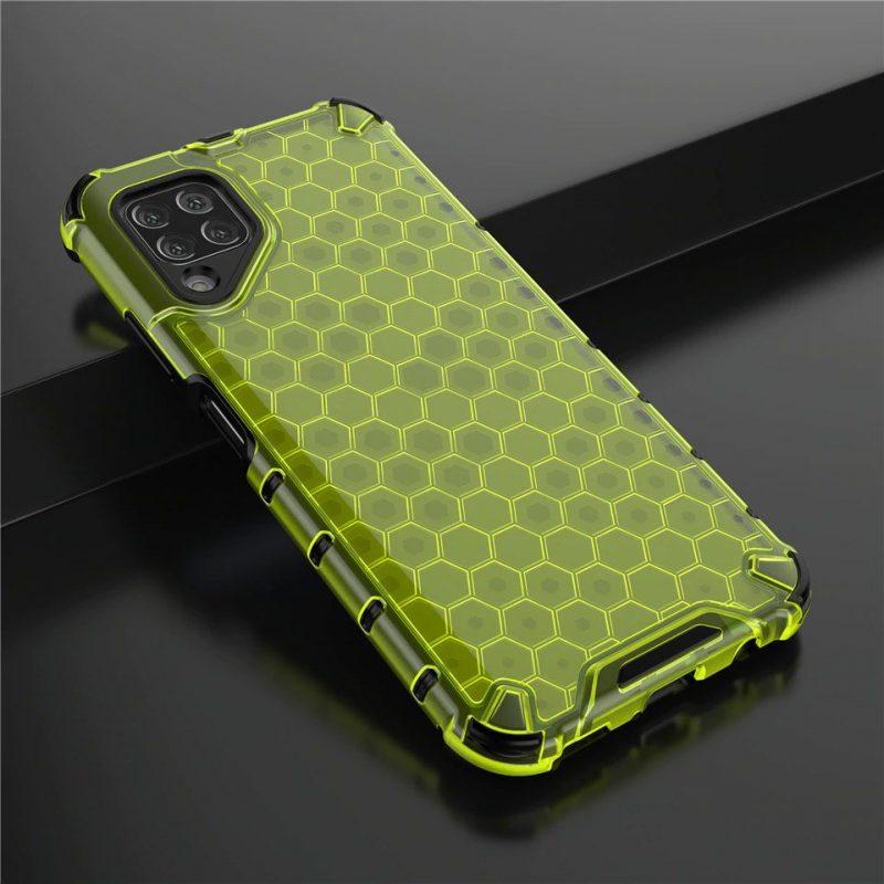 Kryt na Huawei P40 Lite Honeycomb Armor Green
