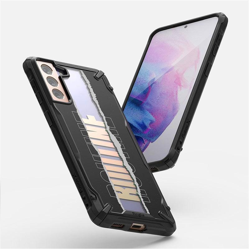 Kryt na Samsung Galaxy S21 Plus Design Durable Routine
