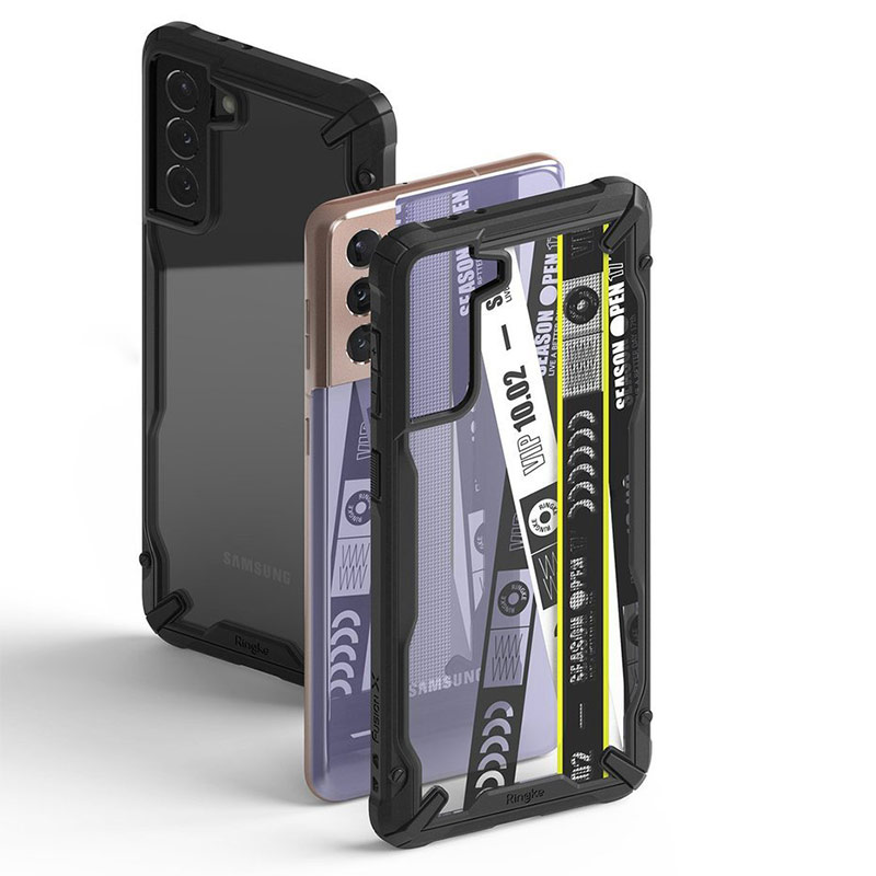 Kryt na Samsung Galaxy S21 Plus Design Durable Cross