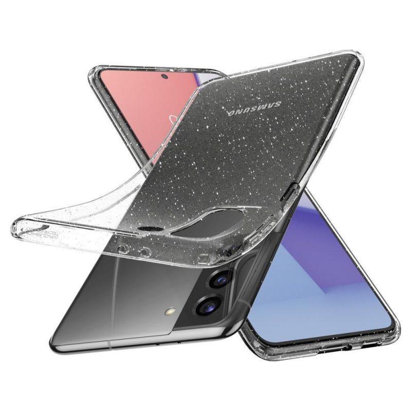 Kryt na Samsung Galaxy S21 Plus Glitter