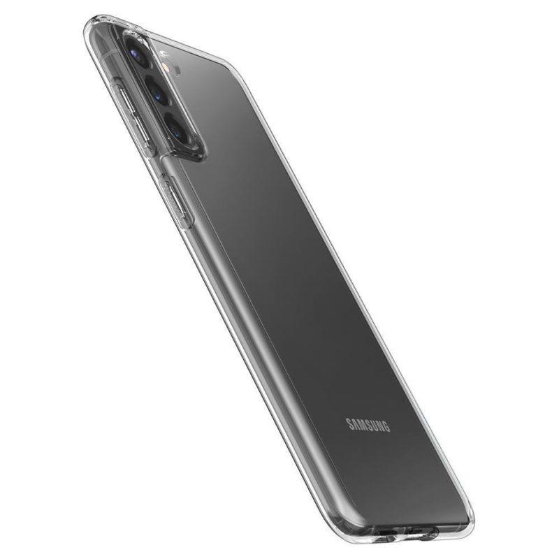 Kryt na Samsung Galaxy S21 Plus Priehľadný