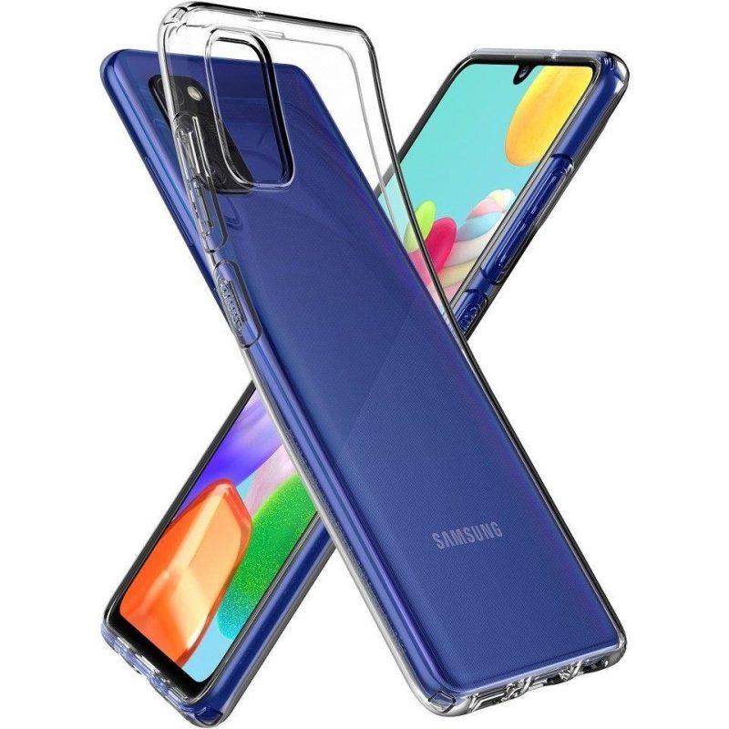 Liquid Crystal kryt na Samsung Galaxy A41 Crystal Clear