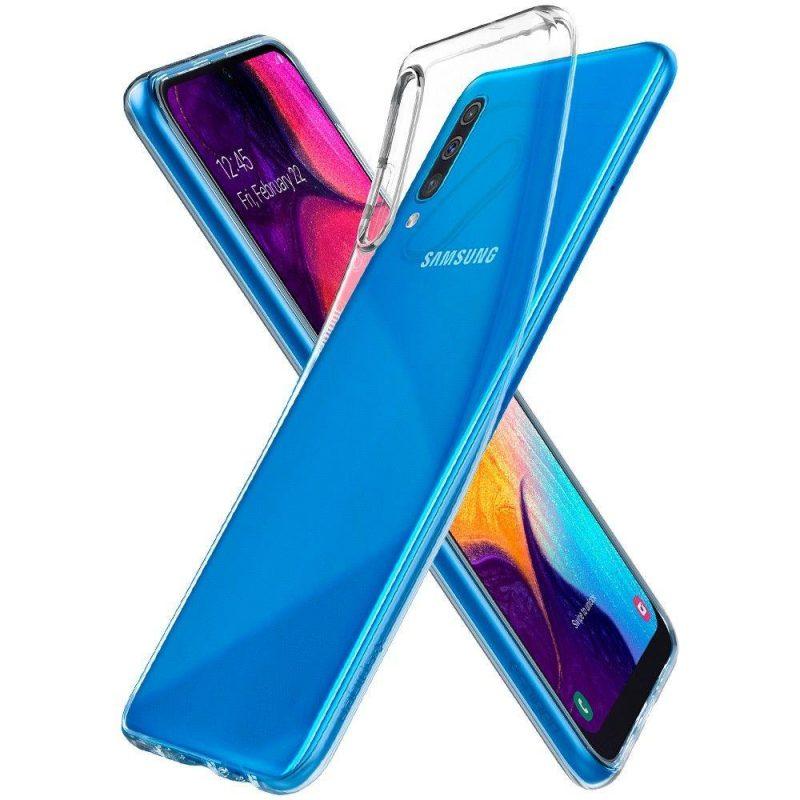 Liquid Crystal kryt na Samsung Galaxy A50 Crystal Clear