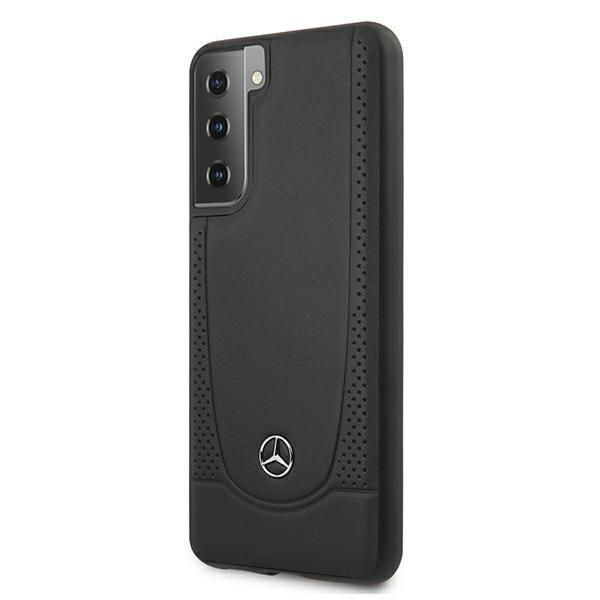Mercedes kryt na Samsung Galaxy S21 Plus Black Hard Case Urban Line