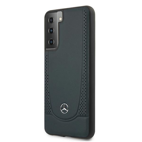 Mercedes kryt na Samsung Galaxy S21 Plus Navy Hard Case Urban Line