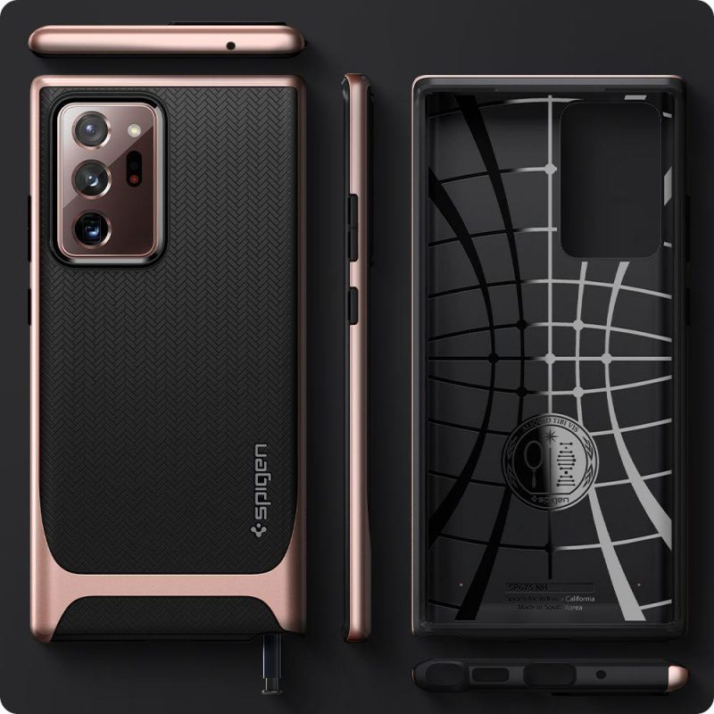 Neo Hybrid kryt na Samsung Galaxy Note 20 Ultra Bronze