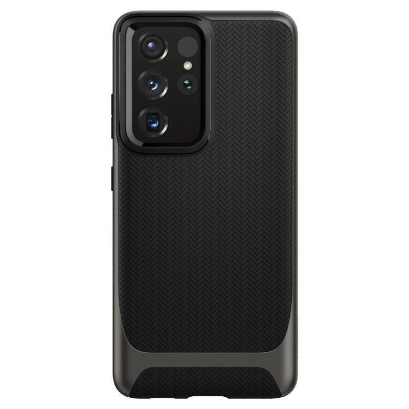 Neo Hybrid kryt na Samsung Galaxy S21 Ultra Gunmetal