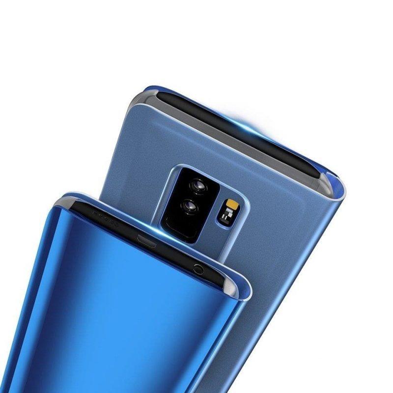 Ochranné Flip puzdro na Samsung Galaxy A20S Modré