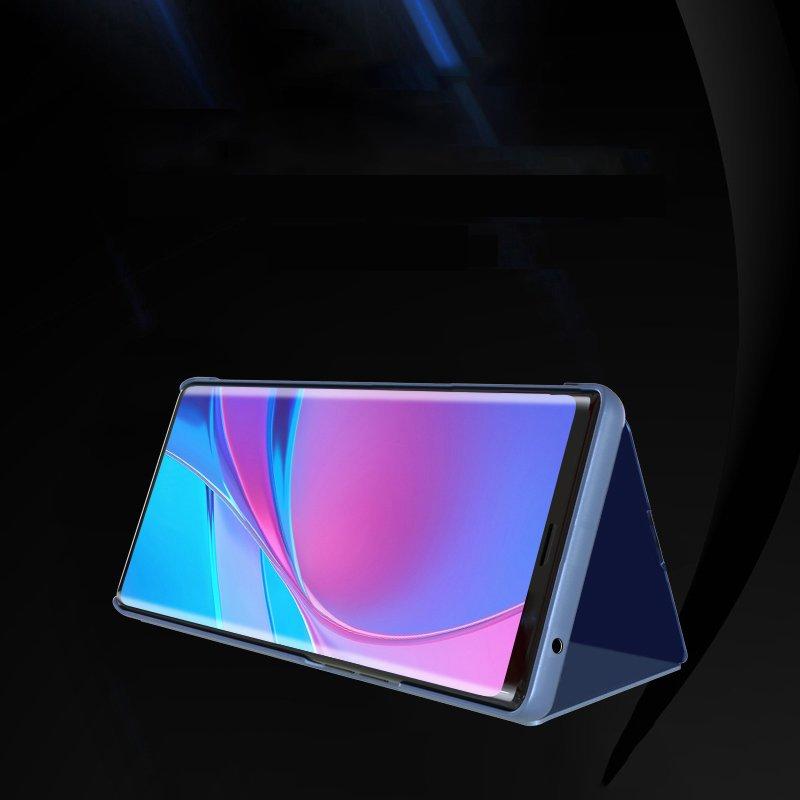 Ochranné Flip puzdro na Samsung Galaxy Note 20 Modré