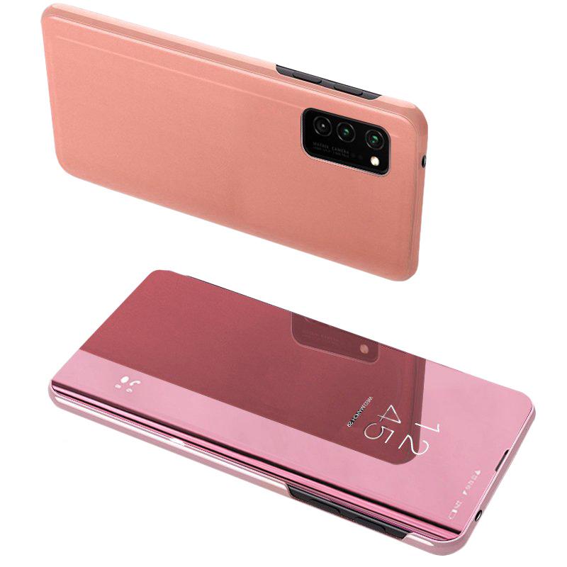 Ochranné Flip puzdro na Samsung Galaxy Note 20 Ružové