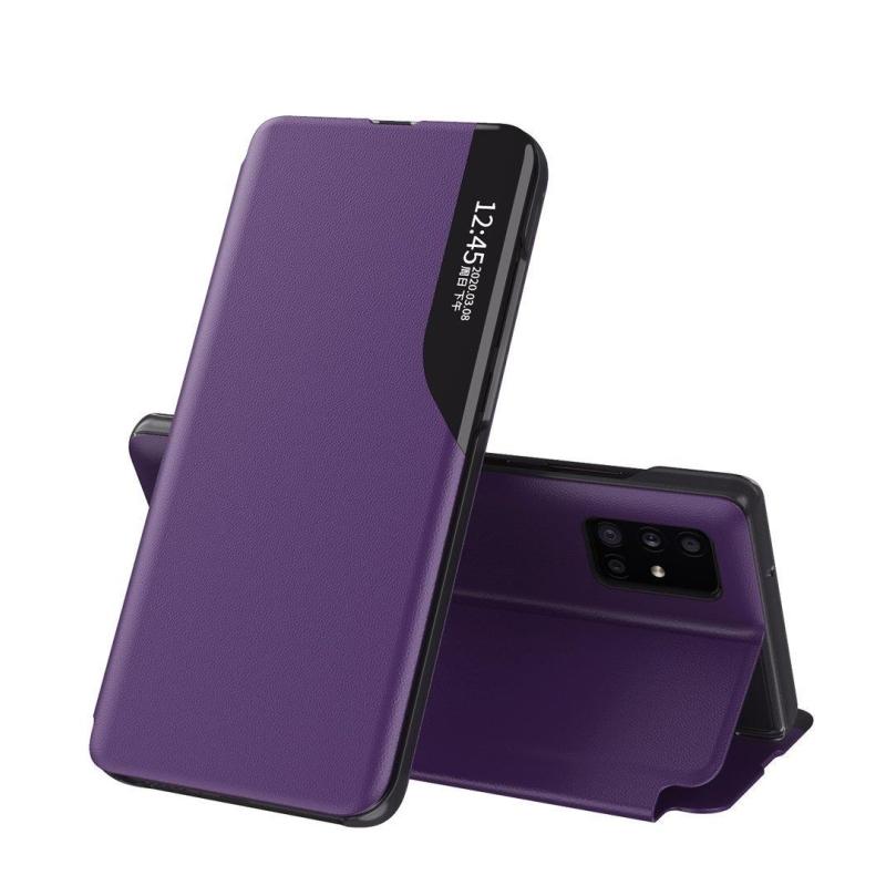 Ochranné flip puzdro Huawei P40 Pro Fialový