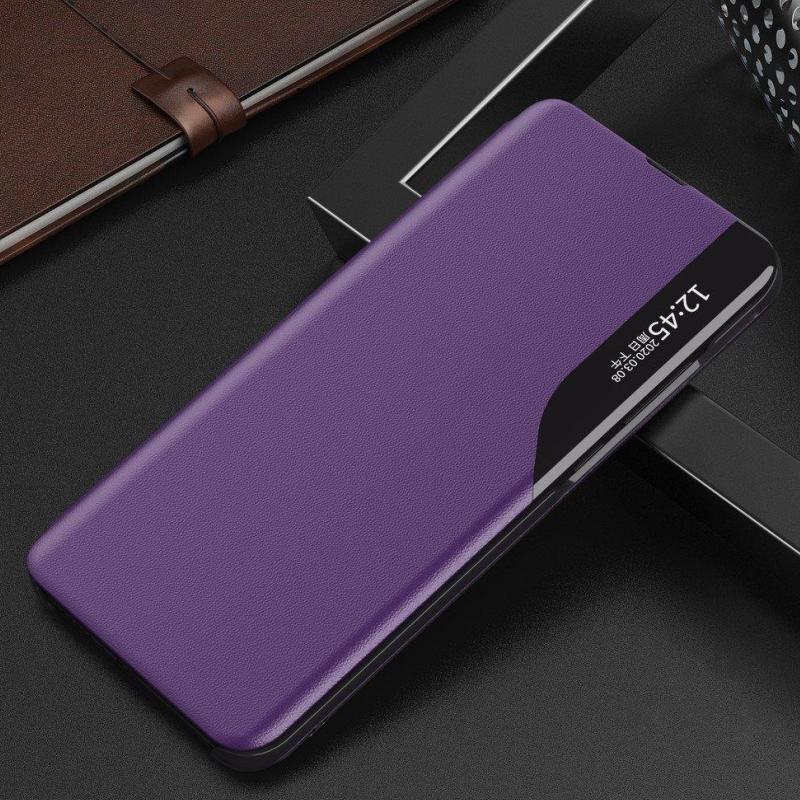 Ochranné flip puzdro na Huawei P40 Fialový