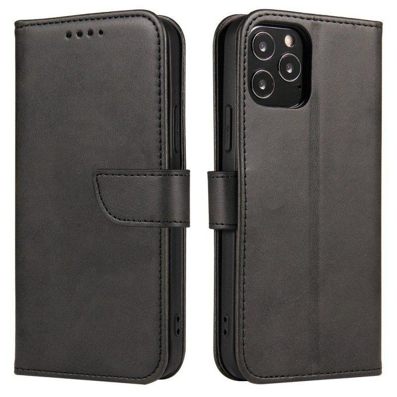 Ochranné flip puzdro na Huawei P40 Lite Black