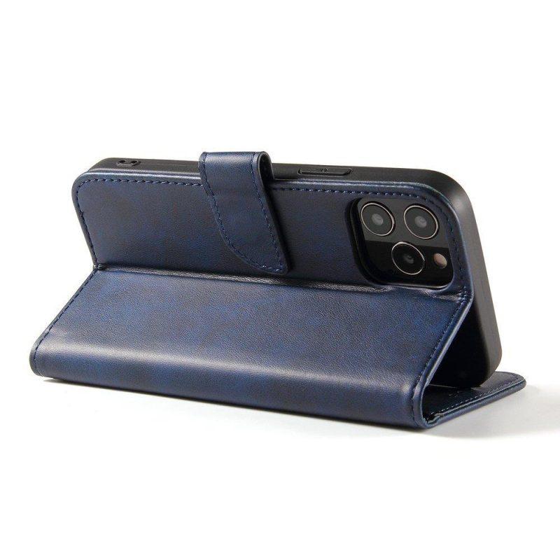 Ochranné flip puzdro na Huawei P40 Lite Blue