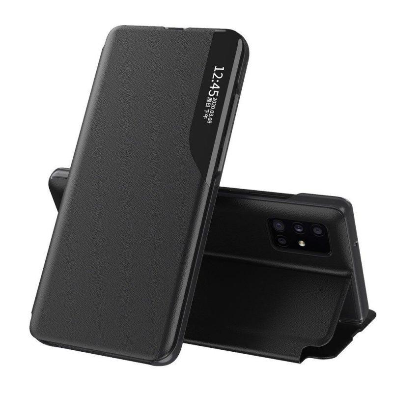 Ochranné flip puzdro na Huawei P40 Čierny