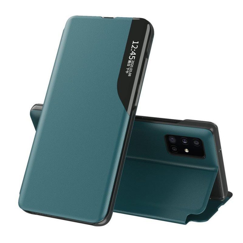 Ochranné flip puzdro na Huawei P40 Pro Zelený
